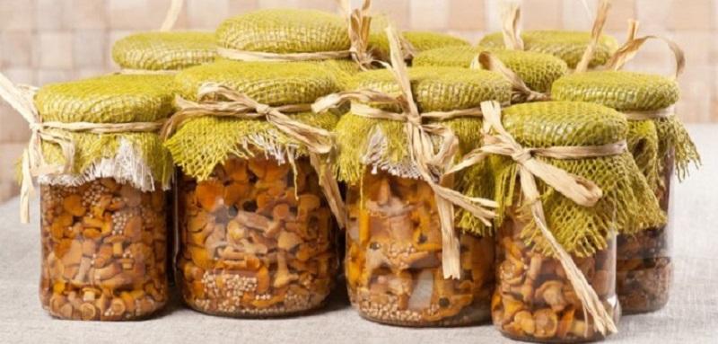 Маринад для любого вида грибов: будут хрустящими и слегка кисло-сладкими