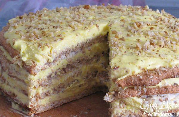 Египетский торт — этот рецепт будут выпрашивать все гости