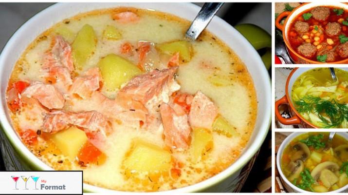 10 самых вкусных супов – обязательно сохраните эту редкую подборку