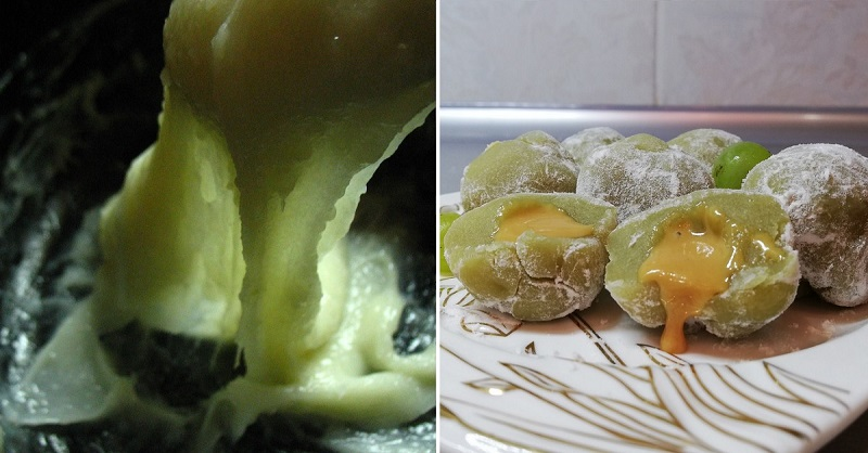 Диетические японские пирожные с начинкой! Ешь, сколько влезет: всего 120 ккал в одной штучке