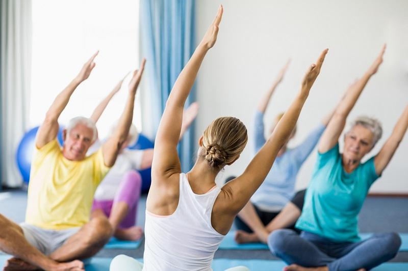 9 упражнений, которые продлевают жизнь: береги себя, но не жалей