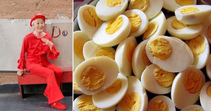 В Японии женщины пьют кофе и едят яйца так, что могут похудеть до 8 кг за две недели!
