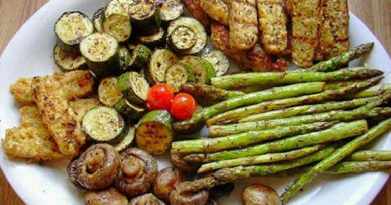 Маринад, который подарит овощам гриль невероятный вкус