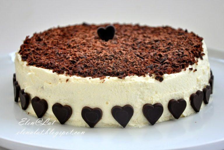 Ореховый торт почти без муки! Рецепт привезен из Италии.