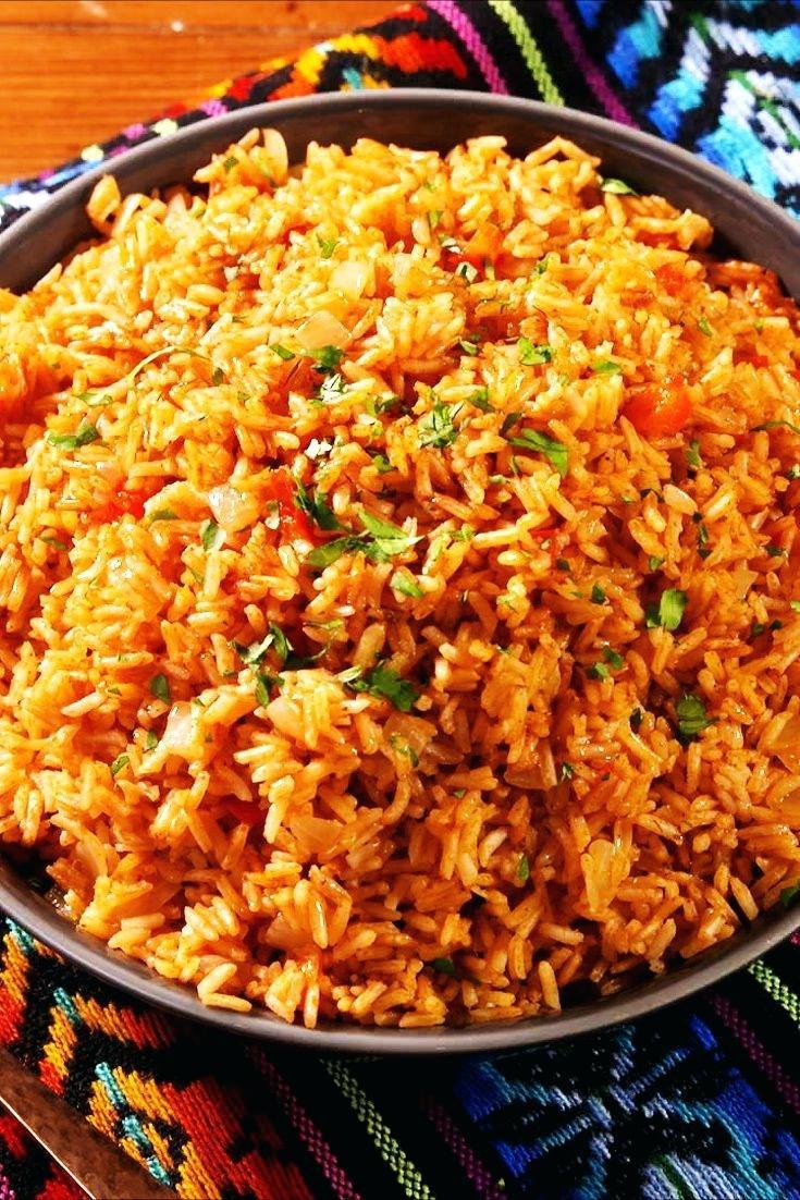 Рис по-испански. 30 минут и вуаля