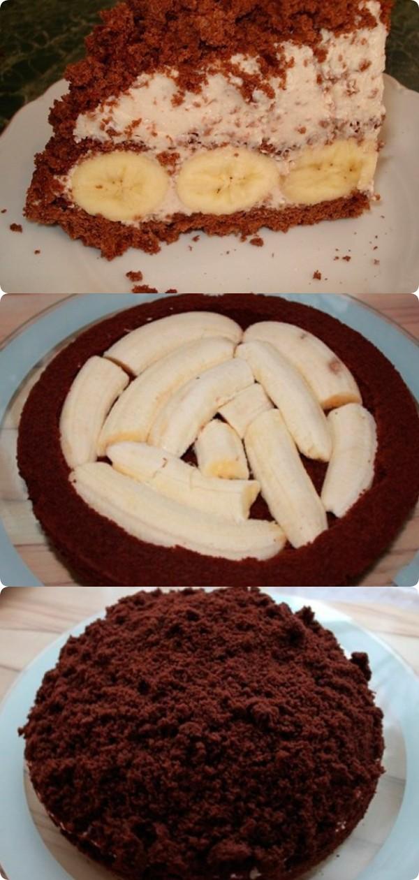 Торт Норка крота! Ммм... Потрясающий вкус! С магазинным и сравнивать не нужно.