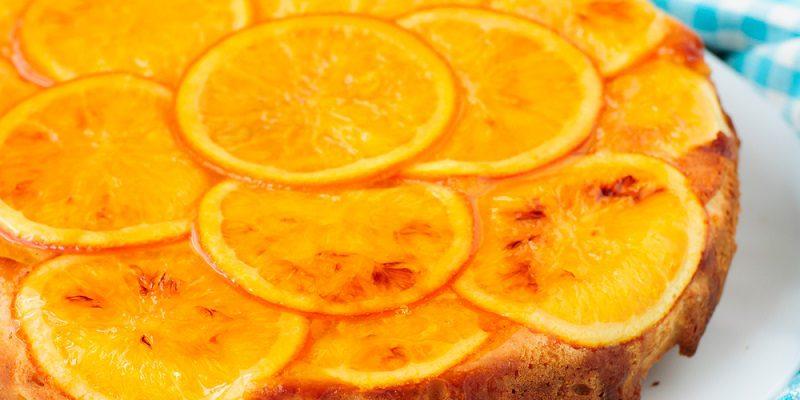 Зачем заливать свежие мандарины тестом