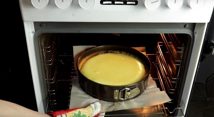 Инструкция по приготовлению ванильного сметанника