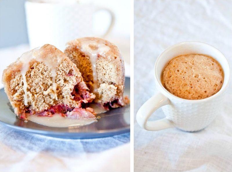 6 рецептов вкуснейших десертов, которые готовятся в чашке