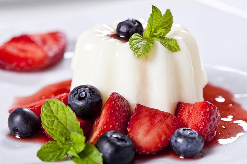 Чем заменить тяжелые десерты