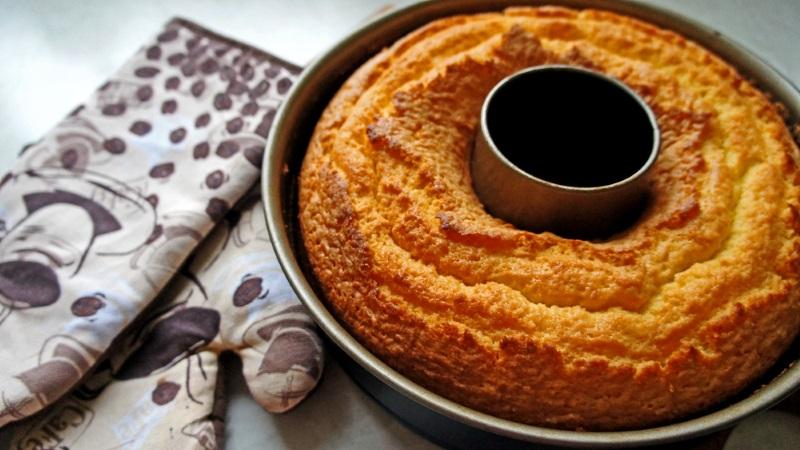 Как испечь итальянский пирог «Двенадцать ложек»