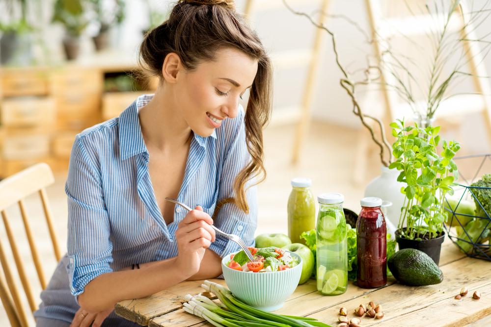 Двухнедельная диета: белки плюс углеводы