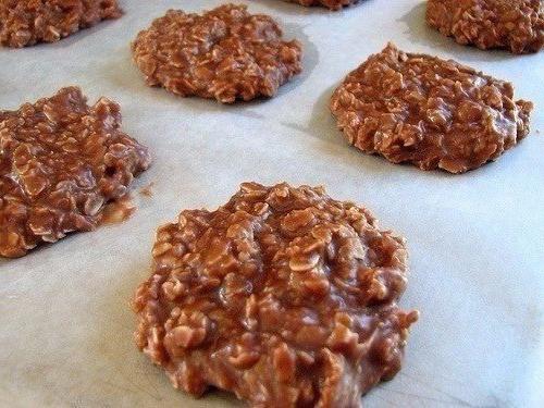 Полезное и натуральное шоколадное печенье