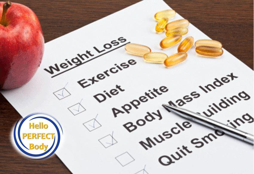 У вас есть план потери веса?