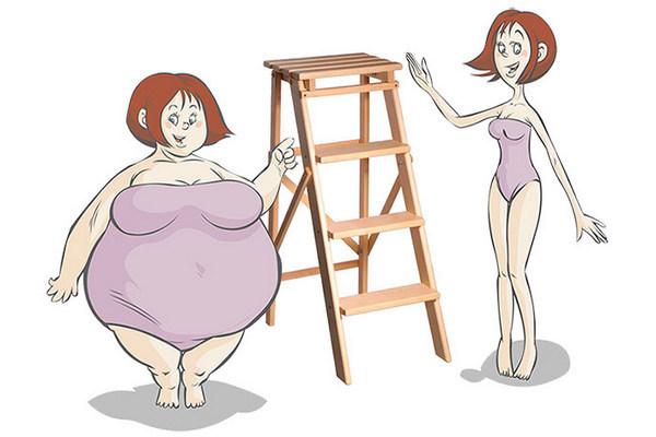 Как похудеть на 8 кг за 5 дней? Да легко, смотри как....