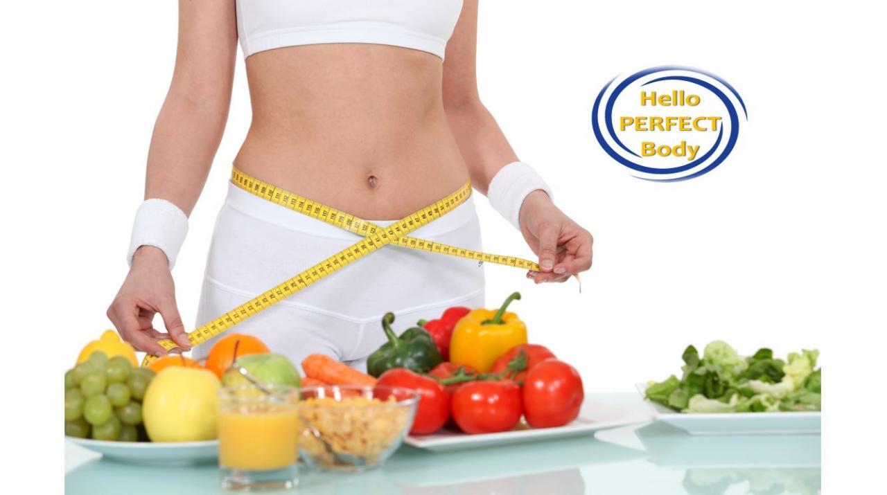 Естественные методы потери веса