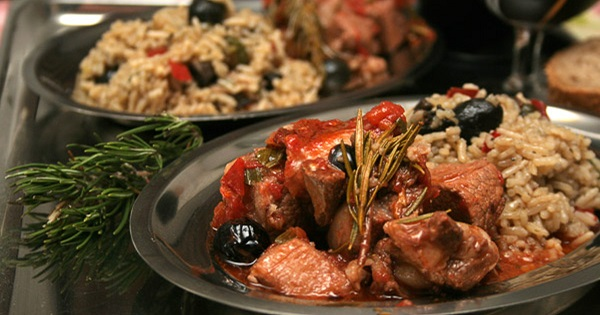 Итальянский диетический рецепт говядины в томатном соусе