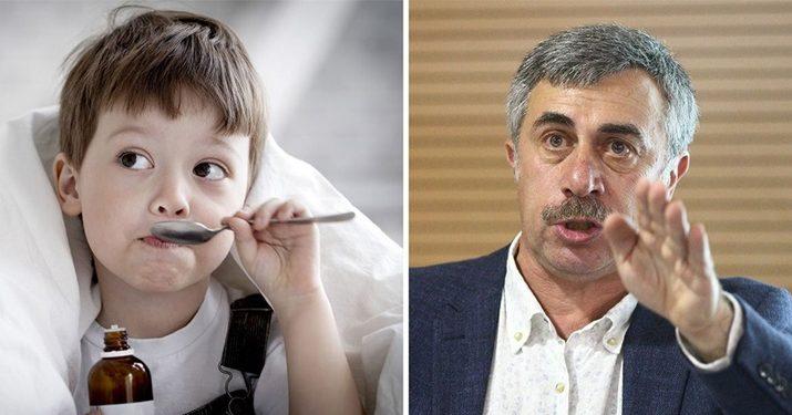 Доктор Комаровский: Пытаясь вылечить кашель у ребенка, многие совершают эту ужасную ошибку!