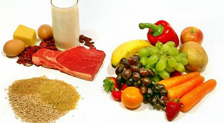 Как сочетаются продукты при раздельном питании