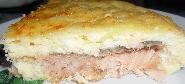 Нежная рыба в сырном суфле для диетического ужина. Худеем вкусно!