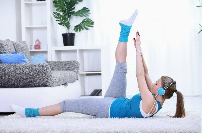 Тренируем все тело за 20 минут в день!