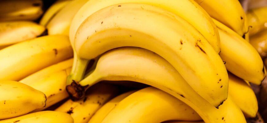 Бананы для похудения или набора веса?