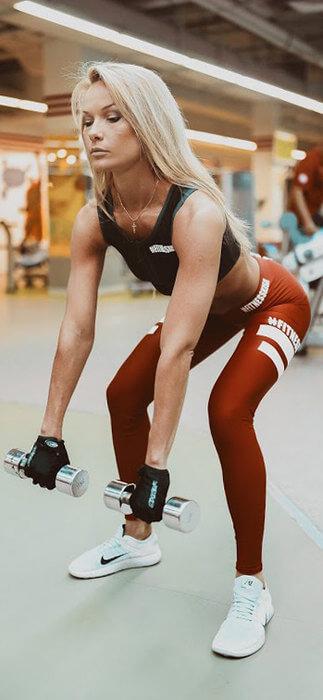 Мастер-класс от гуру фитнес-бикини: прорабатываем все мышцы