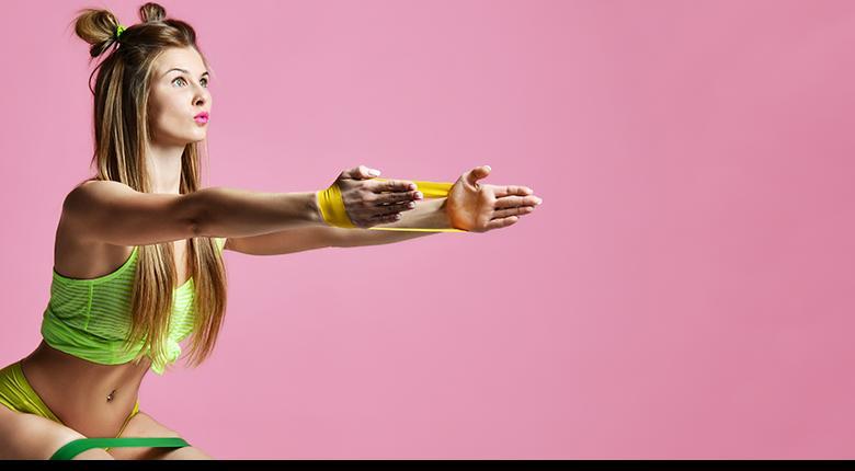 Забавные упражнения с партнером помогающие в борьбе с лишним весом