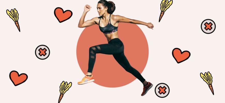 8 минут для упругих ног. Интенсивная тренировка